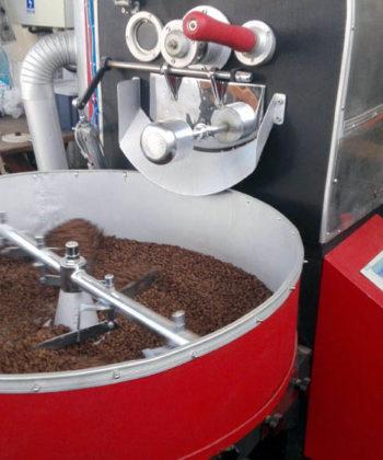 Wyremontowany piec do kawy Garanti KPX30. Zdjęcie 1.