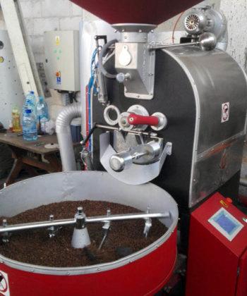 Wyremontowany piec do kawy Garanti KPX30. Zdjęcie 2.