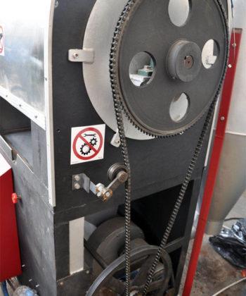 Wyremontowany piec do kawy Garanti KPX30. Zdjęcie 3.