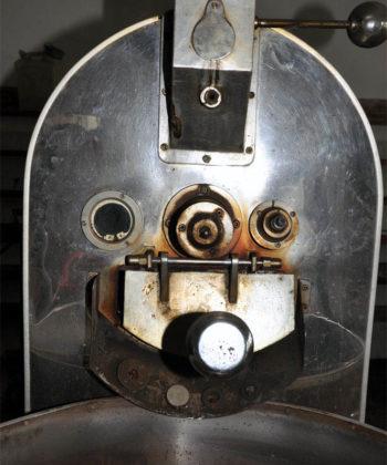 Piec do kawy Garanti KPX30 przed remontem. Zdjęcie 4.