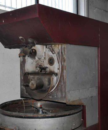 Piec do kawy Probat GP12 przed remontem. Zdjęcie 1.