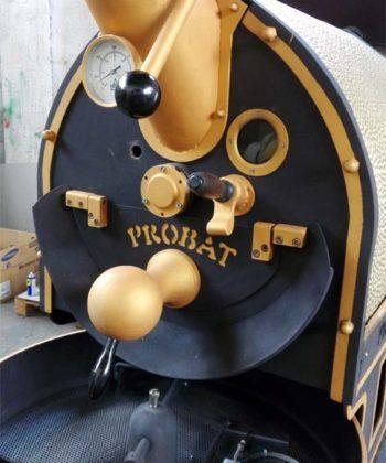 Piec do kawy Probat LN5 po remoncie. Zdjęcie 1.
