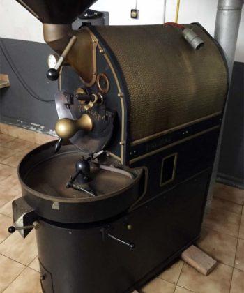 Piec do kawy Probat LN5 przed remontem. Zdjęcie 1.
